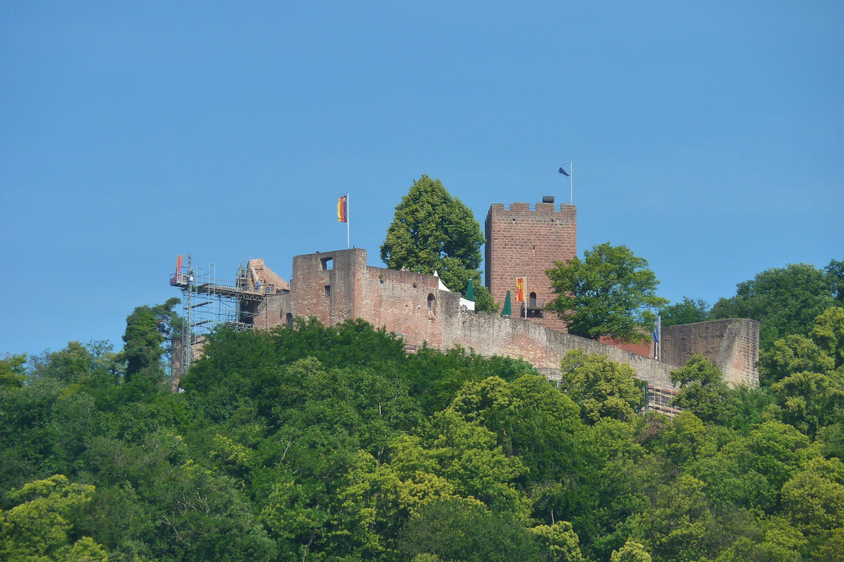 Burg Landeck | Wanderparadies Wasgau