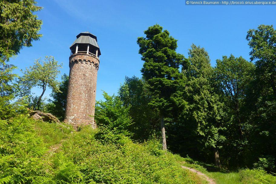 Wanderung Landeck, Schlössel, Heidenschuh und Martinsturm ...